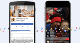 Facebook moves towards Philanthropy with a Personal Fundraiser Feature