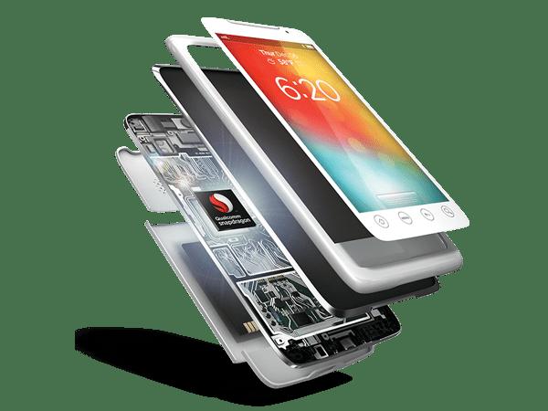 snapdragon ergonomic phone new qualcomm chips