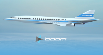 Richard Branson Backed Startup To Build Next-Gen Supersonic Airplane