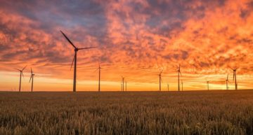 Nations progressing towards Renewable Energy with Wind Power