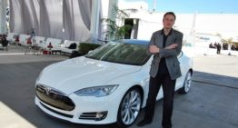 Future Technology over Past Goodwill – Tesla's Market Value Exceeds Ford's