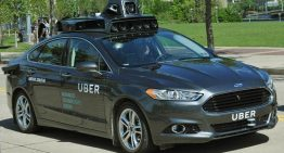 Uber Suspends Autonomous Car Testing after Arizona Crash